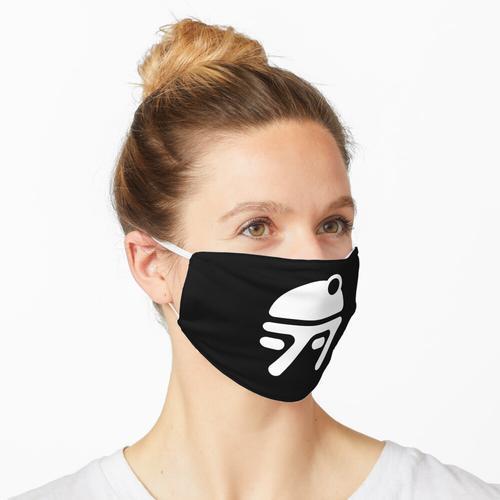 Droid Depot Weiß Maske