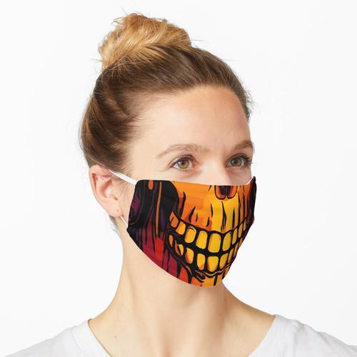 Schädel sind für Fotzen Maske