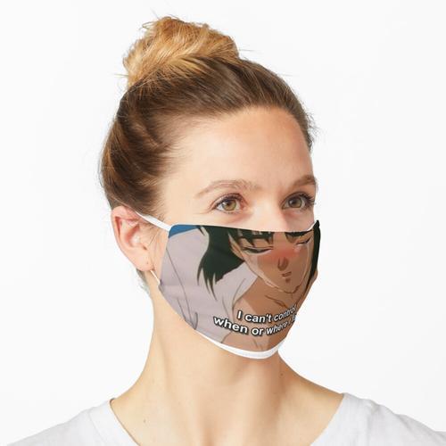 Sie hat keine Kontrolle Maske