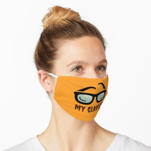 Meine Brille! Velma Maske