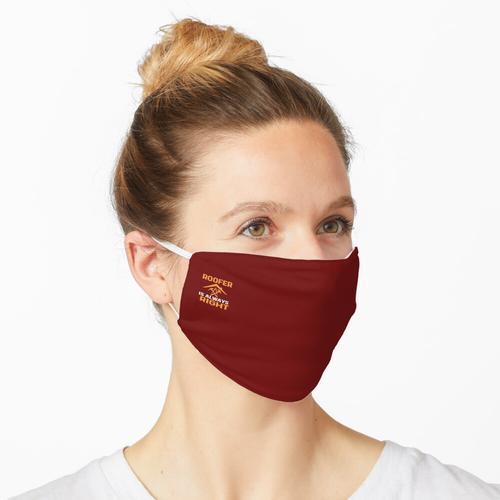 Dachdeckerhemden Maske