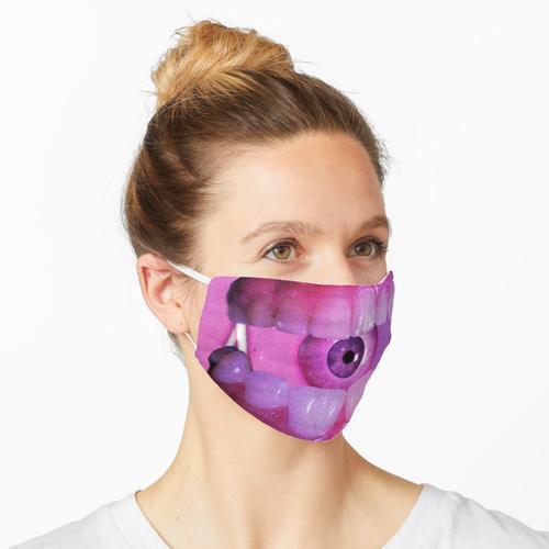 Zahnball Maske