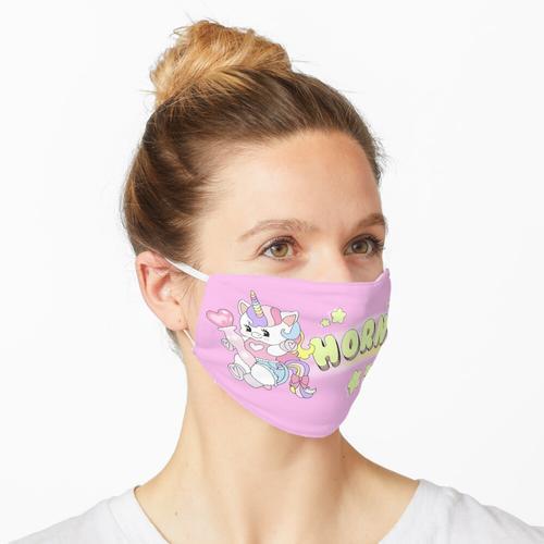 GEILES EINHORN Maske