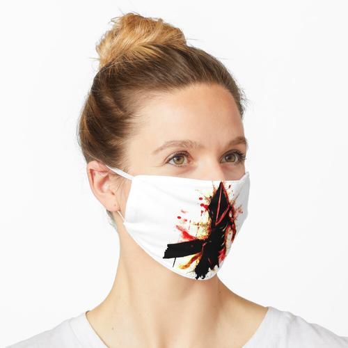 PYRAMIDENKOPF Maske