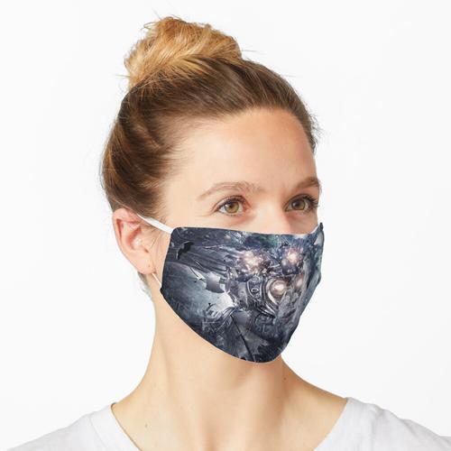 Wiederaufbau Maske