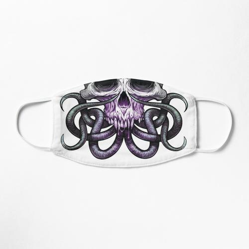 Wurmzungen Masken für Jugendliche