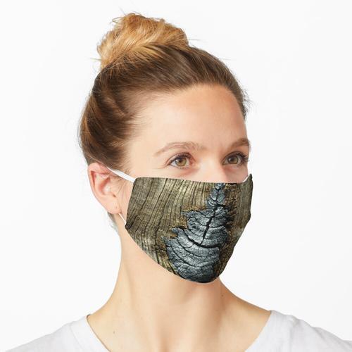 Holzwanze Maske
