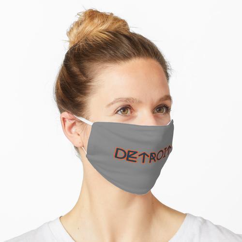 DETROIT FUTURISTIC Maske