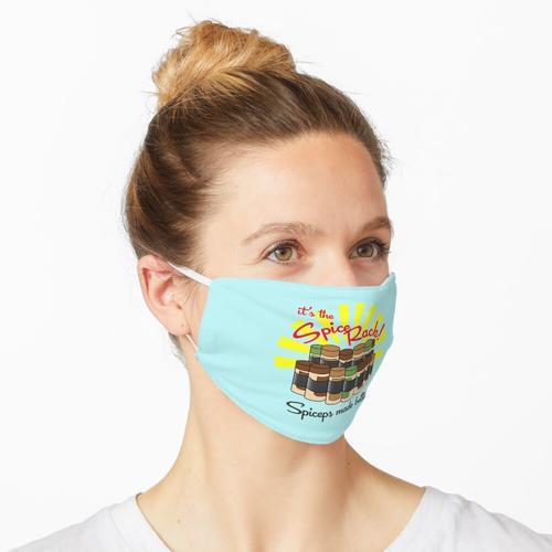 Das Gewürzregal! Maske