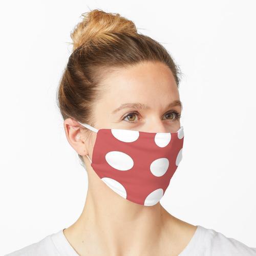 Perforierte Punkte Maske