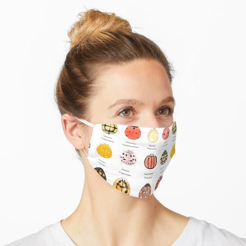 Marienkäfer, Marienkäfer Maske