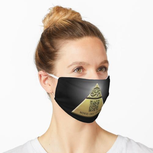Pyramide Maske