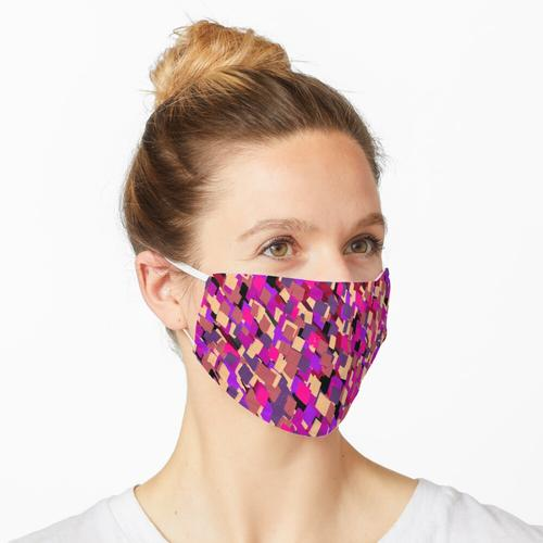 Farbpalette Maske