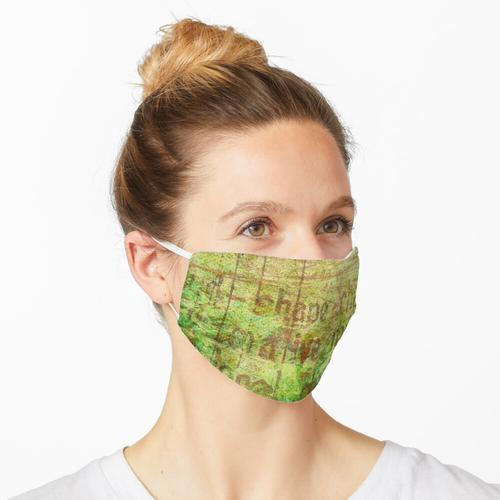 Segeltuch Maske
