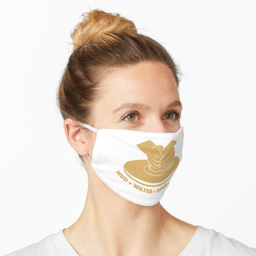 Keramik Rad Hände Keramik Porzellan Ton Keramiker Geschenk Maske