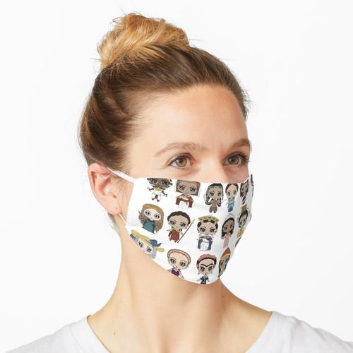 Zenobia Maske