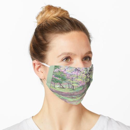 Frühlingszeit In Eden Park Maske