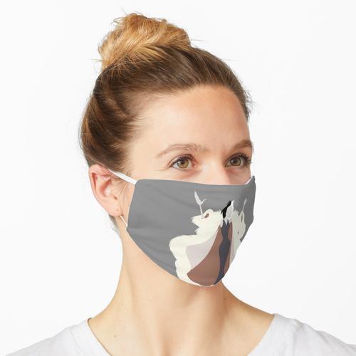 Cruella de Vil Maske