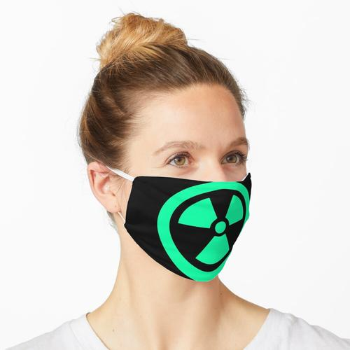 Fluo Radioactive Maske