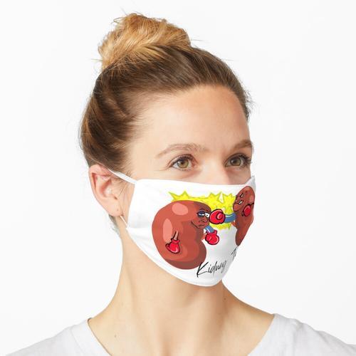 Nierenprobleme Maske