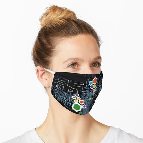 Schaltung Maske