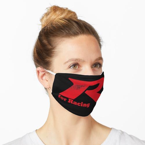 R für Rennsporttyp Maske