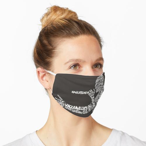 Dosenabdeckung Maske