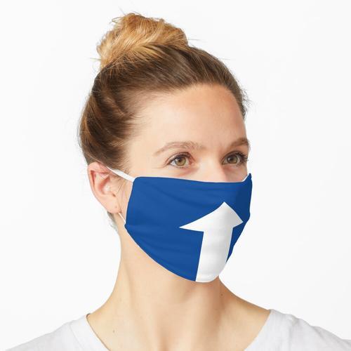 Taktischer Pfeil Wht Maske