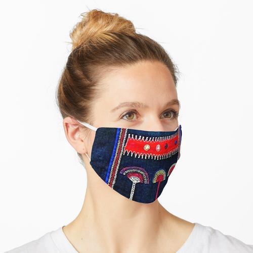 Akha Tunika Maske