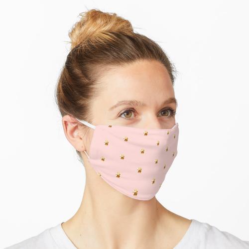Der Eine mit Allergien Maske