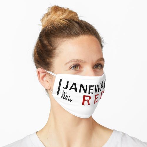 Janeway ist der neue Red Maske