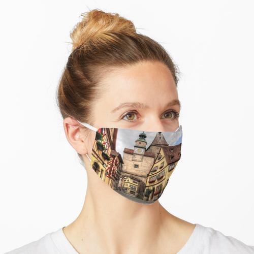Romantisches Hotel Maske