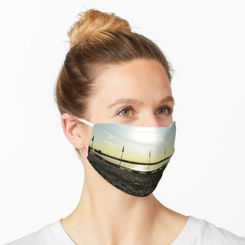 Dangast Stranddusche Maske