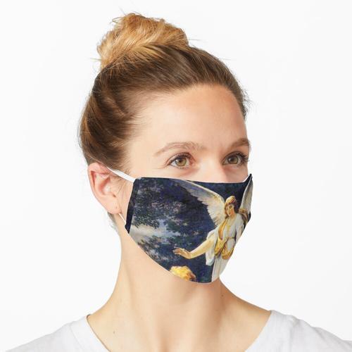 Schutzengel an der Klippe & Kinder Maske