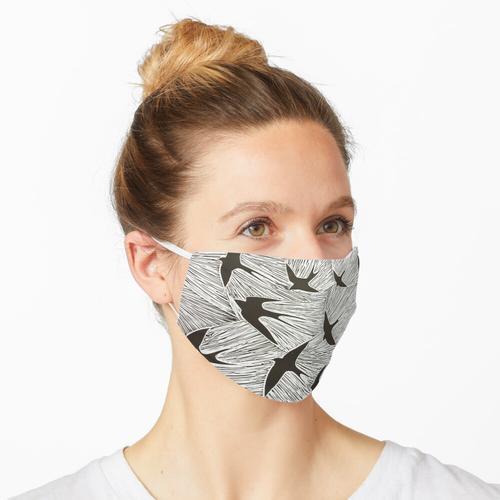 Schwalben Maske