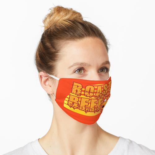 Roastbeef Maske