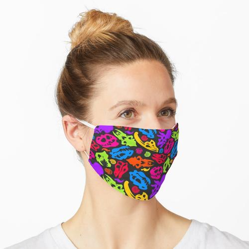 Versteinert Maske