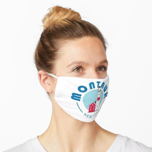 Montauk - New York Maske