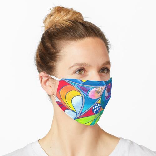 Eisberg Maske