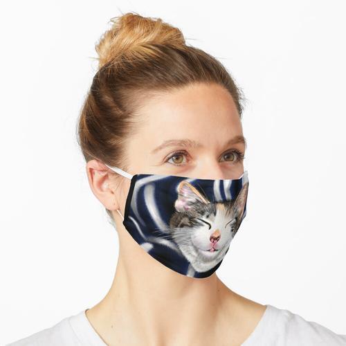 Aufnäher Maske