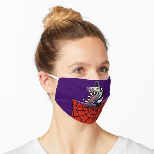 Tragbarer Sandwurm Maske