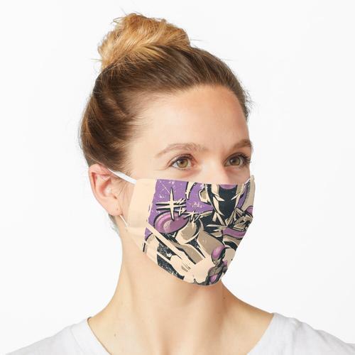 Gefrierschrank Retro Maske