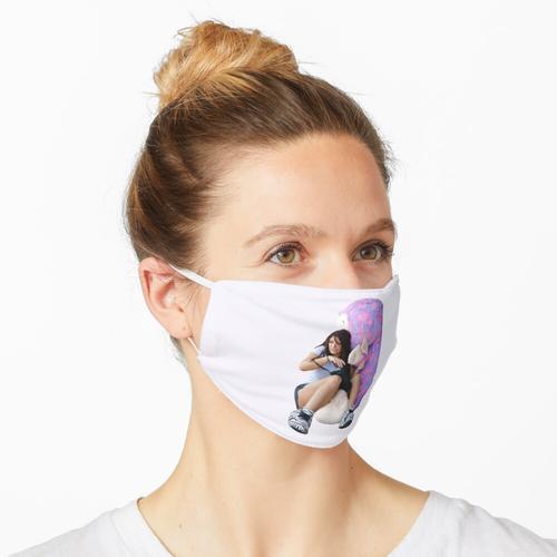 Jersey Shore // Deena Stofftier Maske