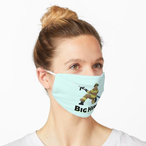 Hero Firefighter - Geschenk für Firefighter Maske
