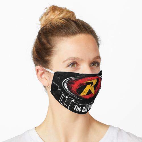 Robin - Label Whisky - Stil Maske