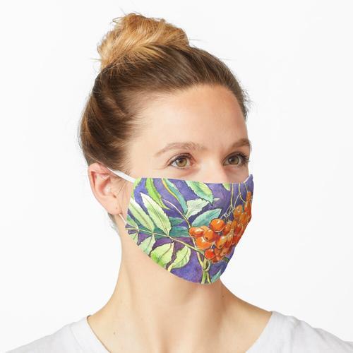 Eberesche Maske
