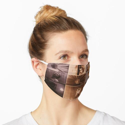 Psycho Duschszene Maske
