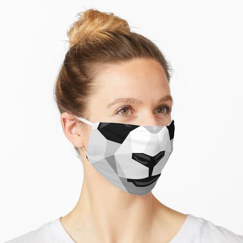 Poligons Panda Maske