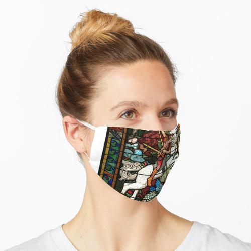 Glasfenster Maske