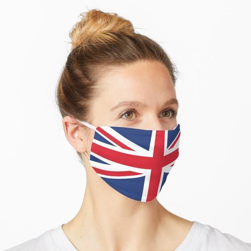 Union Flag (Union Jack) Maske